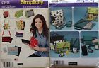Simplicity 1339/633, 1439, 4391  Bags & Accessories Asst. Style/Size   You Pick
