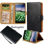 Black Flip Cover Stand Wallet Leather Case For Various Zopo Color Smartphones