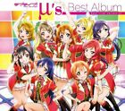 Love Live! μ's Best Album Best Live! Collection [Blu-ray Edition with Disc]