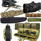 14 Design One/Dual Tactical Gun Bag Hunting Rifle Shotgun Carry Bag Storage Case