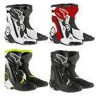 New Alpinestars Unisex Motorcycle SMX Plus Biker Riding Boots All Sizes Colours