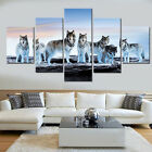 Posters Prints - Modern Canvas Home Wall Decor Art Painting Picture Print Unframed World Map