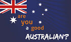 Are You A Good Australian? (100pk)
