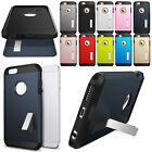 Anti-Scratch Glossy Slim Hard Case Cover with Stand For Apple iPhone 6 6s Plus
