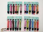 Hem & Boo Puppy & Co Puppy ID Soft Collar Bands Whelping pack 12 identification