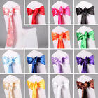 50/100X New Satin Run Sash Bows Ties Wedding Decorations - FREE SHIPPING Cheap