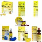 Bach Rescue | Cream Spray Pastilles Remedy Liquid | Full Range Available
