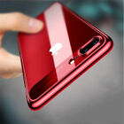 Luxury Ultrathin Hybrid Hard Clear Case Shockproof Cover for iPhone X 8 7 6 Plus