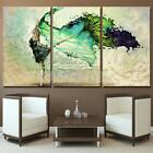 Modern Huge Wall Art Abstract Oil Painting On Canvas Unframed Hall Room Decor