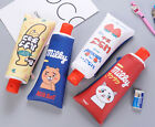 Cute Toothpaste Pencil Case Storage Bag Student Bag Pouch with Pencil Sharpener
