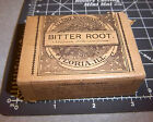 Vintage Allaire Woodward, BITTER ROOT, 1900s Pharmacy New unopened box NOS