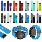 Quick Install Band Silicone Strap Bracelet for Garmin Fenix 5/Approach S60 Watch