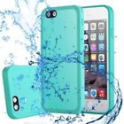 Waterproof Shockproof Hybrid TPU Phone Case Full Cover Fr iPhone X 7 6s 6 8 Plus