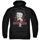 Betty Boop Classic Kiss Pullover Hoodies for Men or Kids $41.6 USD