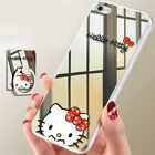 Hello Kitty Mirror Ring Case Cover For Iphone 5 5s Se 6 6s Plus 7 8 8 Plus
