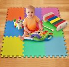 Eva Foam Interlocking Kids Play Flooring School Soft Absorbent Mat Puzzles 30x30