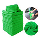 10PcsMicrofiber Auto Detailing Soft Car Wash Clean Towel Cleaning Duster Towels