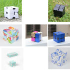 Anti Stress Novelty New Stress Relief Infinite Cube Desk IQ Training Toys Gifts