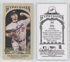 2011 Topps Gypsy Queen Mini #123 Ted Lilly Los Angeles Dodgers Baseball Card