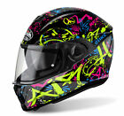 Airoh Motorcycle Helmet Storm Full Face - Cool Bicolour Gloss