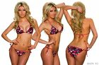 UK Womens Bikini Set | BRA & BOTTOMS | Swimsuit Bathing Swimwear Beachwear | NEW