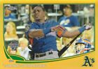 2013 Topps Chrome Update Gold Refractors - You Choose - *WE COMBINE S/H*