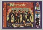 2001 Silly Productions CD's #6 N-Stink Non-Sports Card 2a1