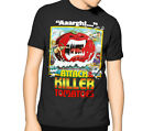 Attack of the Killer Tomatos HORROR Occult Movie T-shirt  S-6XL | XLT - 3XLT