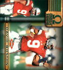 1999 Omega Football #1-244 - Your Choice -*WE COMBINE S/H*