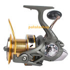 Внешний вид - Super Large Saltwater Spinning Reel 12000 14BB Offshore Fishing Tuna Jigging