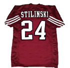 Stiles Stilinski #24 Beacon Hills Lacrosse Jersey Teen Wolf TV Show Uniform Gift
