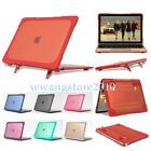 New Fog Skin Hard Shockproof Full Body Protective Rugged Case Cover for Macbook