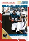 2011 Score Red Zone #135 Marcedes Lewis - NM-MT