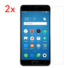 2x Premium Tempered Glass Film Screen Protector Cover For MeiZu MX6 M5 M6 Note