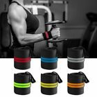 Sport Hand Wrist Brace Support Weight Lifting Strap Wrap Protector Wristband