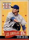 2013 Hometown Heroes BB 251- SP's Inserts+ - You Pick - Buy 10+ cards FREE SHIP