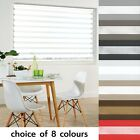 Day And Night Blinds - Made To Measure Day And Night Roller Blinds - 8 Colours