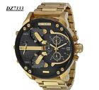 Men's Fashion Wow Watch Stainless Steel Sport Analog Quartz Wristwatches Xuefezh