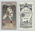 2012 Topps Gypsy Queen Mini Straight Cut #229 Ty Cobb Detroit Tigers Card