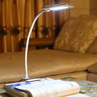 Clip-on 24 LED Dimmable Bendable Desk Lamp Table Lights 5W USB Powered New