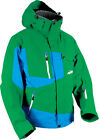 HMK Peak 2 Snow Jacket Green/Blue XS-3XL
