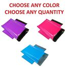 """12x15.5 Color POLY MAILERS Shipping Envelopes Self Sealing Mailing 12"""" x 15.5"""""""