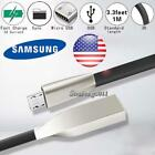 MICRO USB 2.0 ALLOY CABLE DATA SYNC CHARGING CHARGER FOR Samsung Galaxy S7