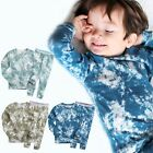 "Vaenait Baby Infant Toddler Kids Boys Clothes Pajama Set ""Prism Boy"" 12M-7T"
