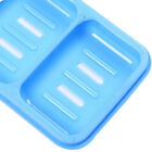 1PC Waterproof Silicone Soap Holder Box Bathroom Plate Toilet Soapbox with Case
