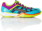Salming Viper 3.0 Women's court shoes - Turquoise/Cactus Flower