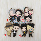 Hot Japan Anime Yuri!!! on Ice Victor Rubber Strap Keychain Pendant Gift FL223