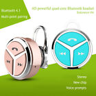 Q5 Mini Wireless Bluetooth Heaset Stereo Sport  In-ear Single Earset Headphone