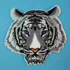 Tiger Lion Wild Animal Patch Iron on Sew Embroidery Applique Badge Cute Motif
