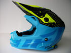 New UFO ONYX Shaka Motocross Enduro Helmet GOLD ACU Road Legal YZF YZ WRF KXF KX